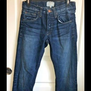 Current/Elliott Slim Straight McCobb Jean size 31
